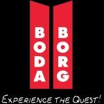 FB Profile Boda Borg Logo B:W