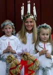 Lucia and Children